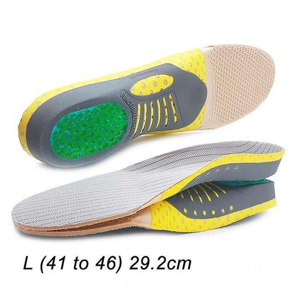 Feet Arch Support Shoe Insoles - 200007763:201336100;14:366