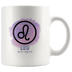 Leo Coffee Mug - Leo Constellation Coffee Cup - Zodiac Gifts For Horoscope Lover Born in July or August - SPCM
