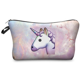 Happy Unicorn Travel Pouch