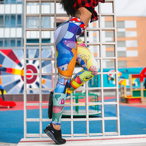Pokemon GO Leggings