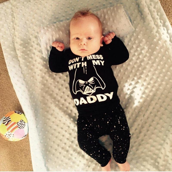 Star Wars Baby Clothes Set -