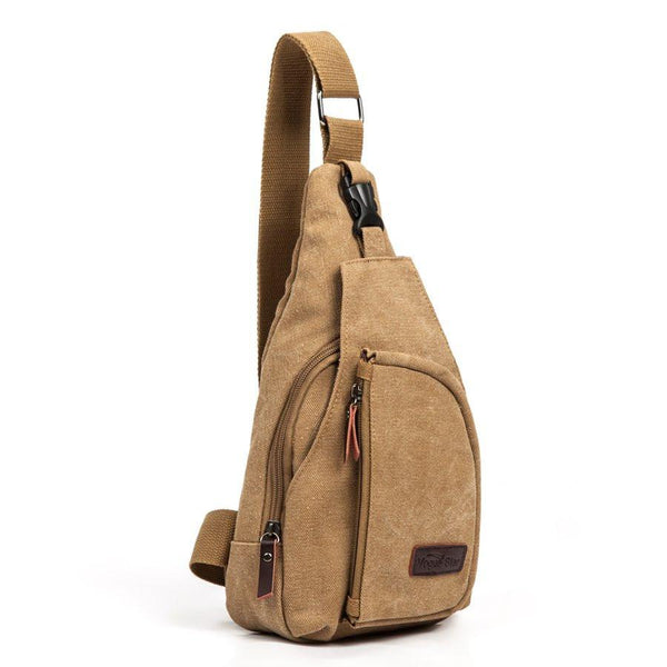 Tactical Military Messenger Crossbody Canvas Bag -