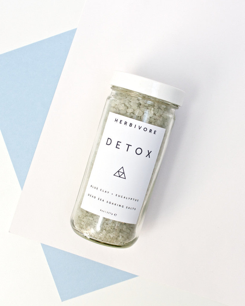 DETOX Dead Sea Bath Salts