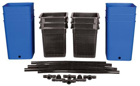 Hydroponic Flo-n-Gro Ebb & Flow 6-Site Expansion Kit