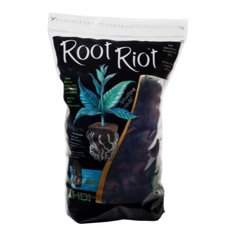 Root Riot Replacement Cubes 100