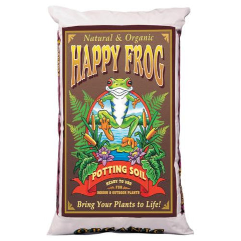 Organic Potting Soil Happy Frog 2 cubic feet