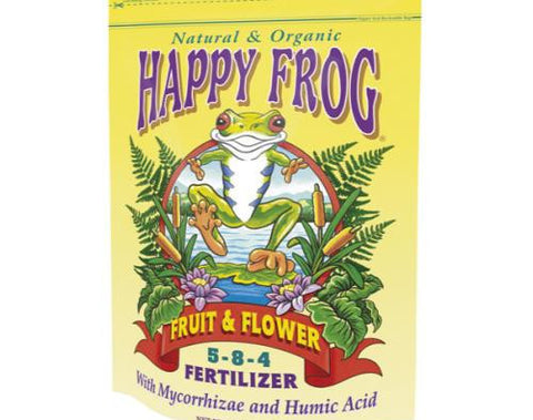 Happy Frog Fruit Flower Nutrient
