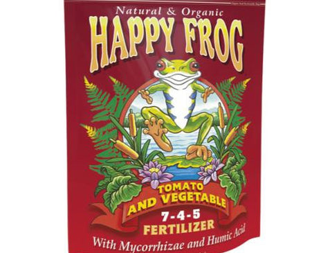 FoxFarm Happy Frog Tomato & Vegetable 4 lbs