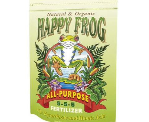 FoxFarm Happy Frog Fertilizer