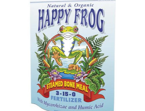 FoxFarm Happy Frog Steamed Bone Meal 4 lbs