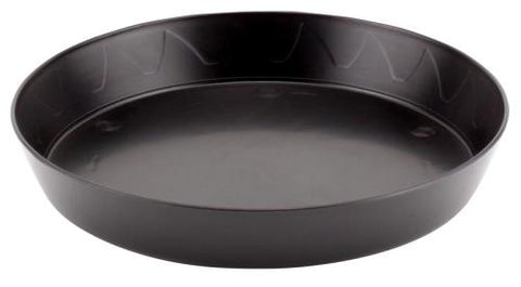 Heavy Duty Black Saucer for Hydroponic Gardening