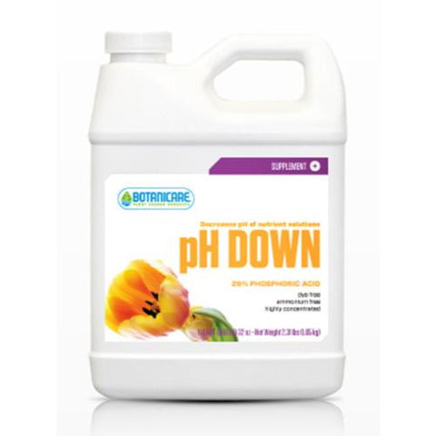 Botanicare pH Down Hydroponic Nutrient