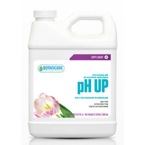 Botanicare pH Up Hydroponic Nutrient