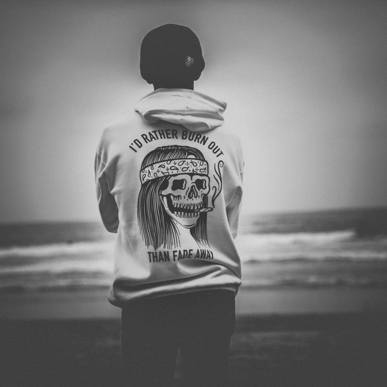 Lurking Class by Sketchy Tank - Winter Collection - Burn Out
