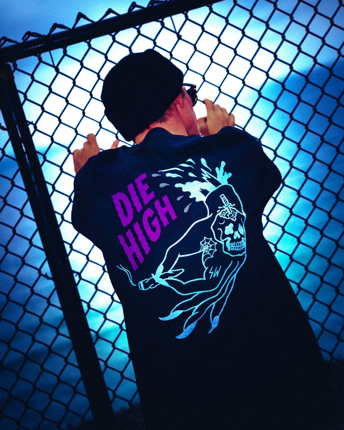 Lurking Class by Sketchy Tank - Winter Collection - Die High