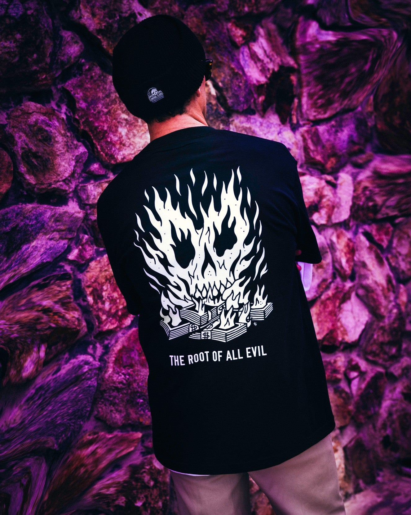 Lurking Class by Sketchy Tank - Winter Collection - Root of all evil
