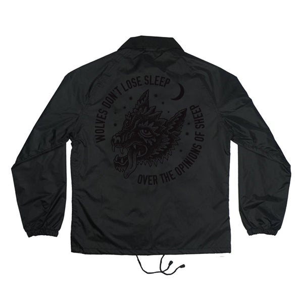 Opinions Coaches Jacket