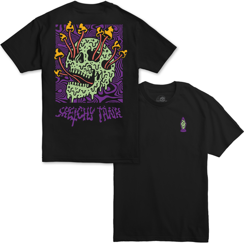 Fungus Blacklight T-Shirt | Lurking Class by Sketchy Tank