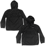 Skulls Anorak Jacket - BlacK