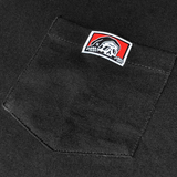 Corpo Pocket Tee - Black
