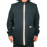 Lurking Class 3M Reflective Hoodie - Black