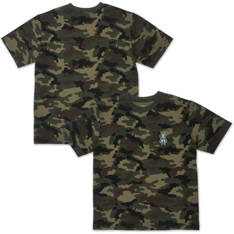 Freedom Pocket Tee - Camo