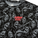 Party Reapers Longsleeve - Black/Grey