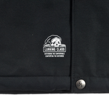 Party Reapers Snow Coaches Jacket - Black