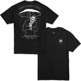 Rains It Pours Tee - Black