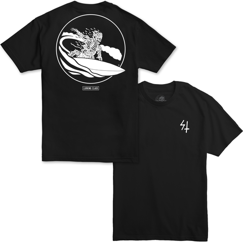 Goo Surfer Tee - Black