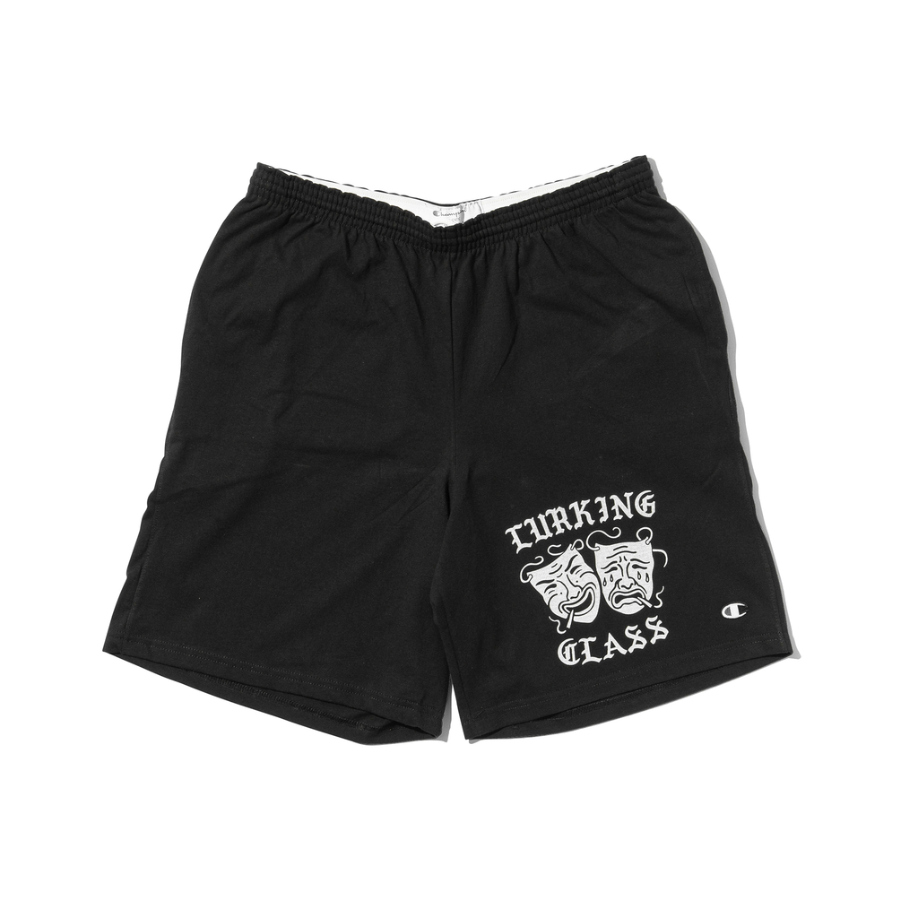 High Now High Later Shorts - Black