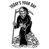 Your Day Tee - White