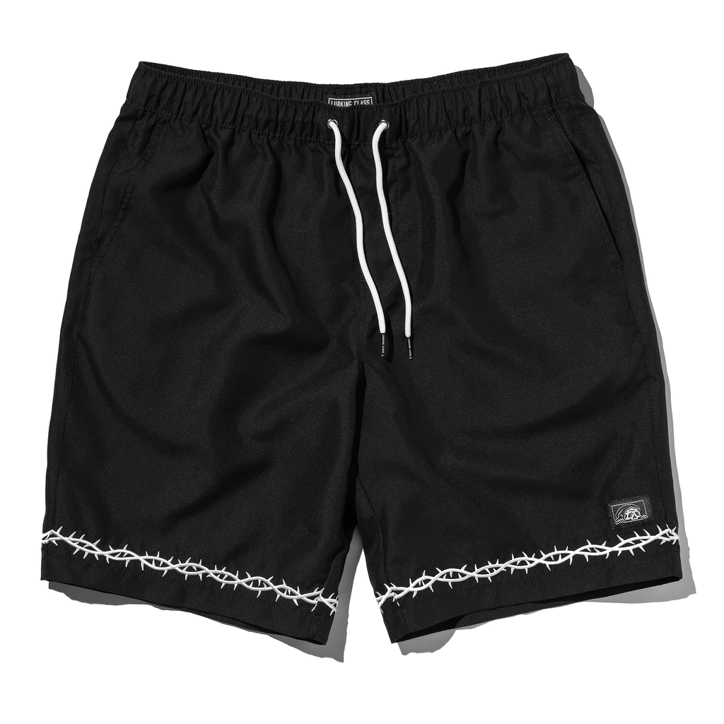 Thorn Hybrid Short - Black