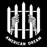 American Dream Tee - Black