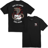 Cobra Fire Tee - Black