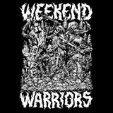 Weekend Warrior x Matt Stikker Hoodie - Black