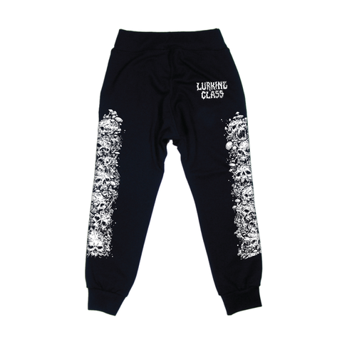 Lurking Class x Matt Stikker Sweatpants Black