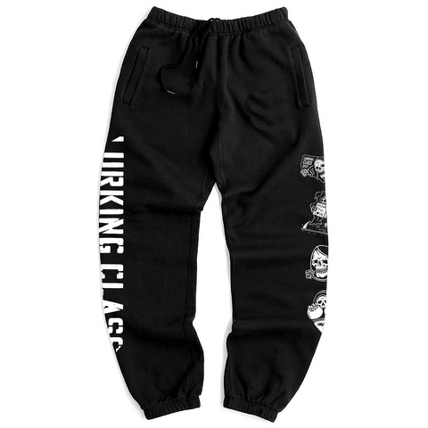 How To Love Sweatpants - Black