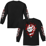Fang Long Sleeve - Black