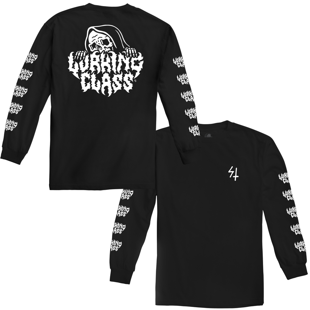 LC Reaper Long Sleeve - Black