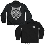 Hannya Coaches Jacket - Black