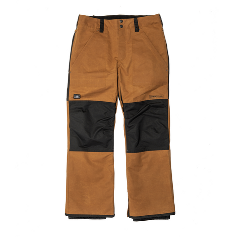 Lurkwear Snow Pant - Tan/Black