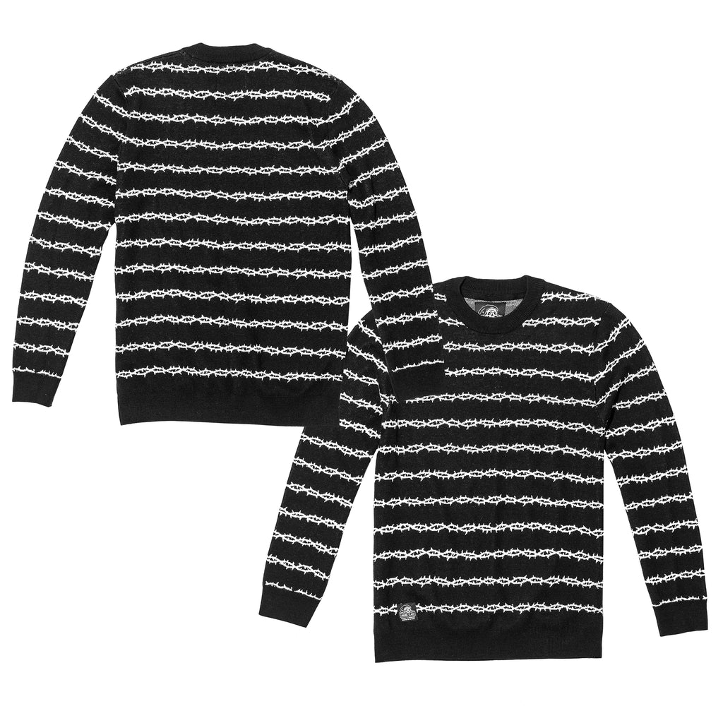 Thorns Sweater - Black