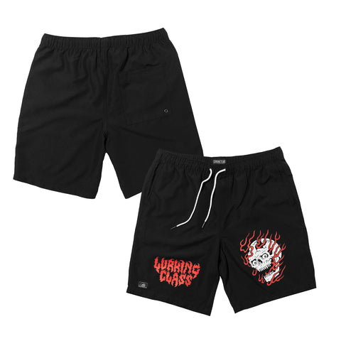 Fang Hybrid Short - Black
