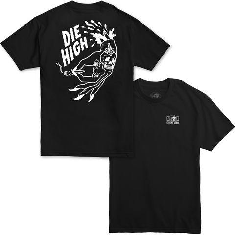 Die High Tee - Black