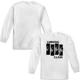Bars Long Sleeve - White