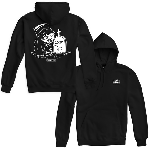 Rest In Piss 2020 Hoodie - Black