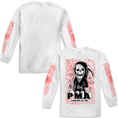 PMA Long Sleeve - White