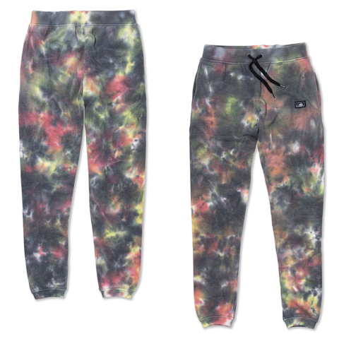 Eternal Women's Sweatpants - Black Tie Dye