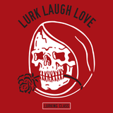 Lurk Laugh Love Women's Tee - Red